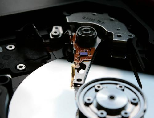 HDD- oder SSD-Festplatte Teil 2