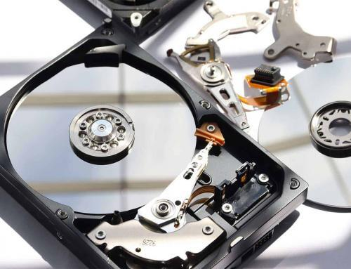Festplatte reparieren – Festplattenrettung